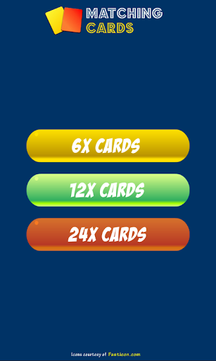 Matching Cards