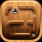 aTilt 3D Labyrinth Free icon