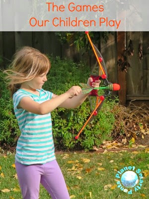Gifted Children at Play from Planet Smarty Pants