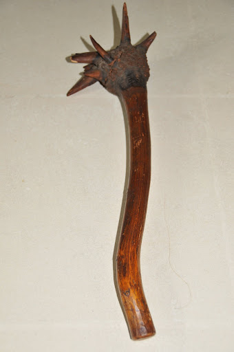 Iroquois Indians Weapons What weapons di...