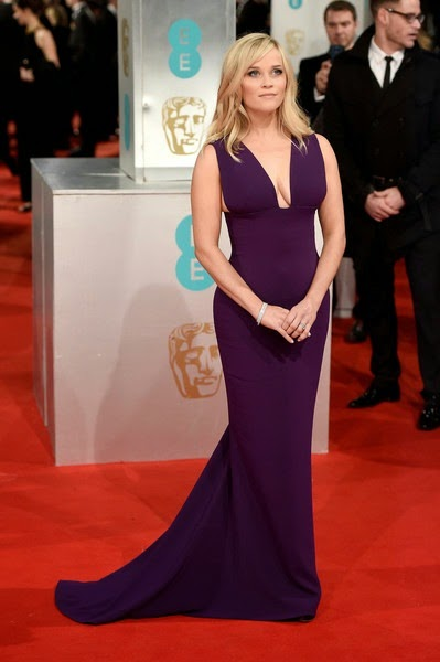 Reese Witherspoon attends the EE British Academy Film Awards