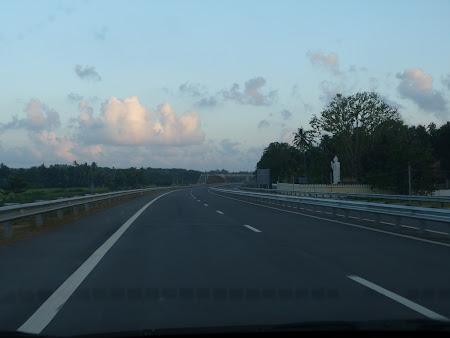 Transport Sri Lanka: autostrada Colombo - Galle