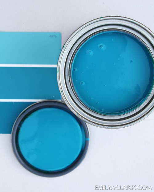 Bimini Blue by Olympic paint