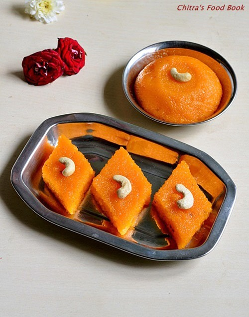 Rava kesari recipe