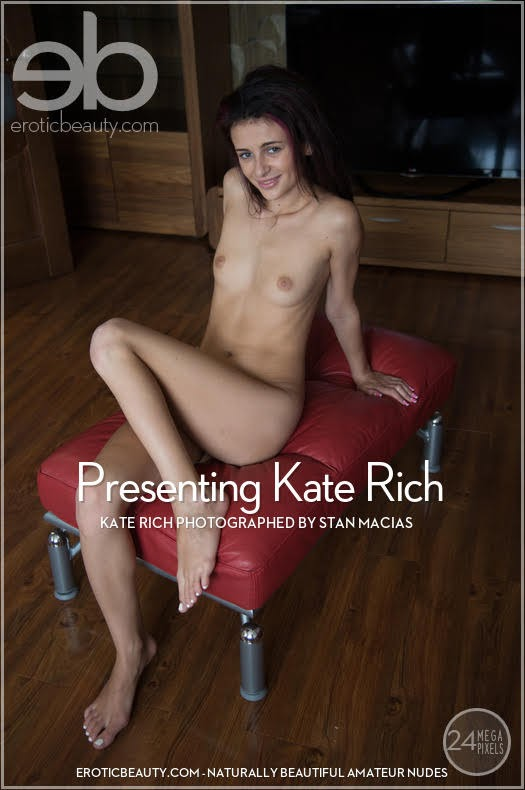 [Eroticbeauty] Presenting Kate Rich