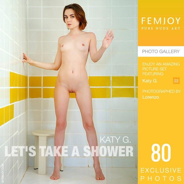 [FemJoy] Katy G - Let's Take A Shower 1537971074_cover2_642x642