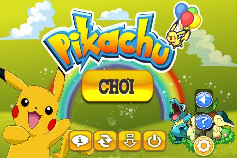 Tải Miễn Phi Game Kinh điển Pikachu Va Tận Hưởng Những Phut Giay Thư Gian Thoải Mai Tải Game Miễn Phi Cho Androi Va Java