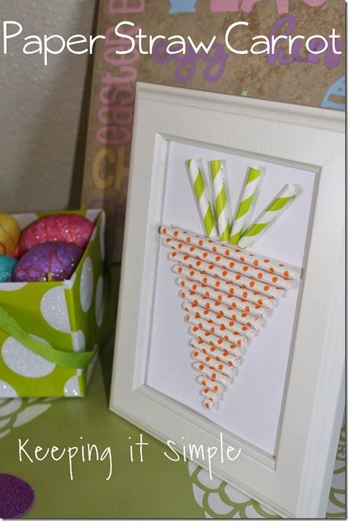 tablou cu morcov