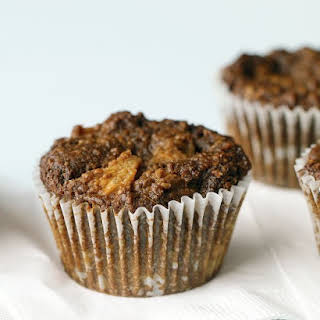 Bran Muffins with Pineapple.