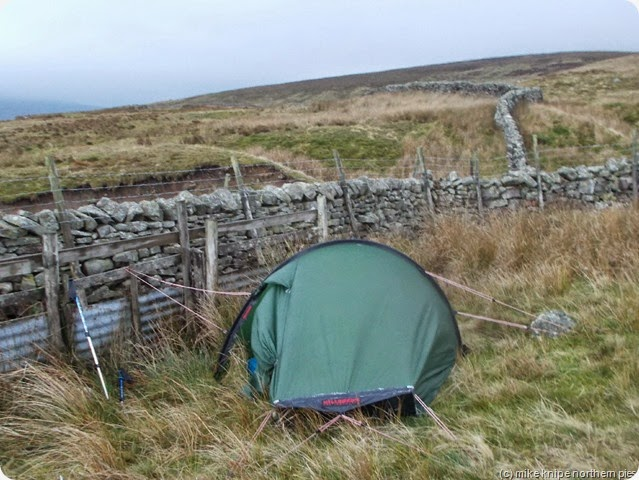 high intake gill camp
