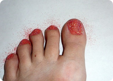 glitter toes 002