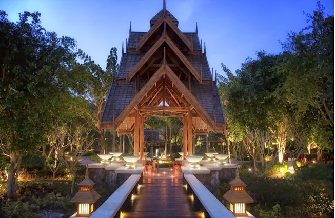 O Anantara Xishuangbanna Resort & Spa