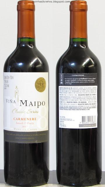 Viña Maipo Carménère