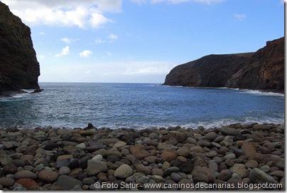 869 Cruz Tejeda - Agaete(Playa Juncal)
