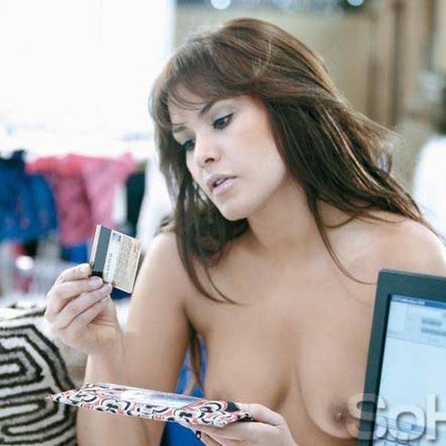 Katherine Porto Desnuda Revista SoHo Foto 29