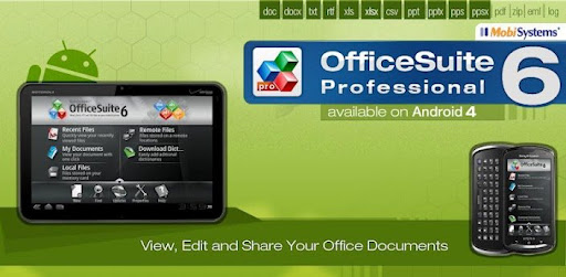 OfficeSuite Pro 6 para Android