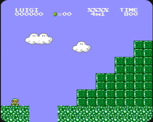 The Incoherent Ramblings of a Lowly Geek: XXXX (Super Mario