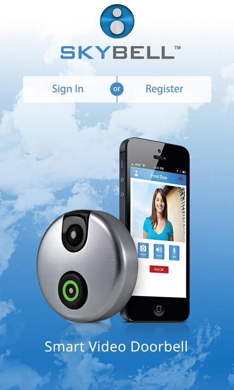 SkyBell Classic Android- screenshot