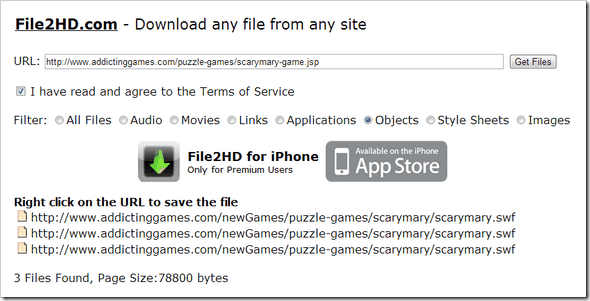 How to Extract SWF Flash Game's Online & Play Offline