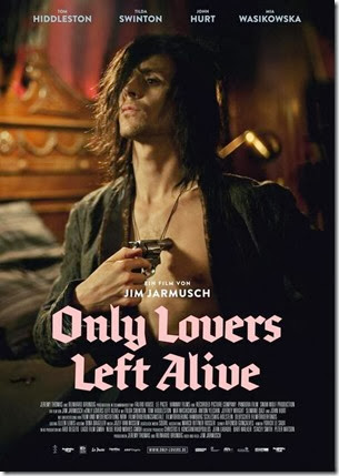 only lovers left alive poster6