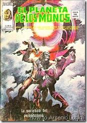 P00021 - El Planeta de los Monos v