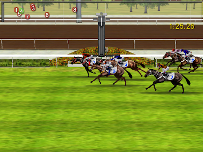 iHorse Racing- screenshot thumbnail