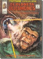 P00023 - El Planeta de los Monos v