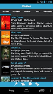 FlixAlert Movie Notifications - screenshot thumbnail