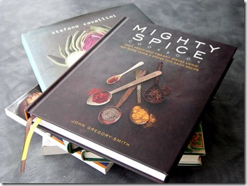 The Charity Cookbook Overspill