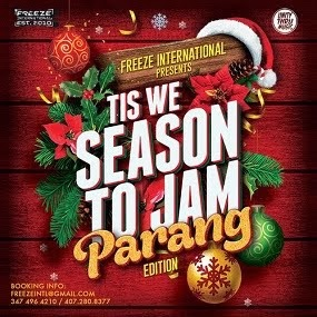 """Tis We Season To Jam"""