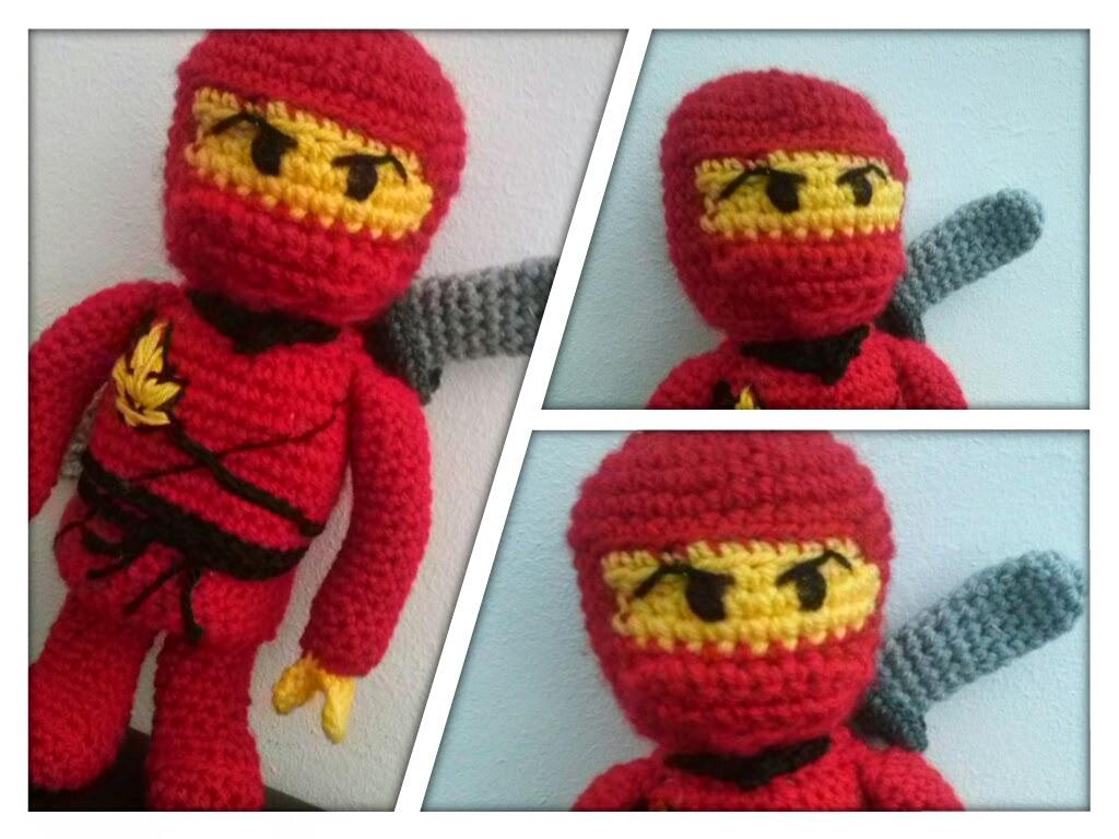Häkelanleitungen Und Austausch Ninja