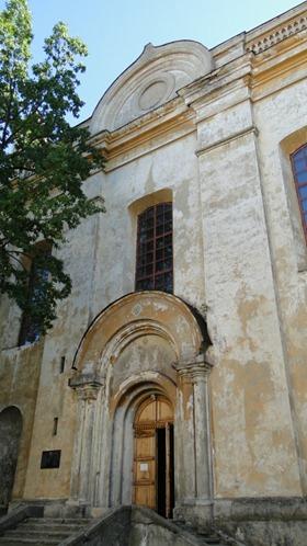 Mosteiro Basiliano da Santíssima Trindade