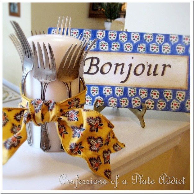 CONFESSIONS OF A PLATE ADDICT My Favorite Tips for Adding Country French Style
