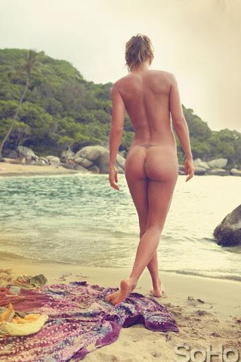 Natalia Paris Desnuda en SoHo Foto 40