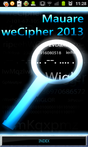 Mauare weCipher