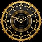 VICTUM Luxury Clock Widget