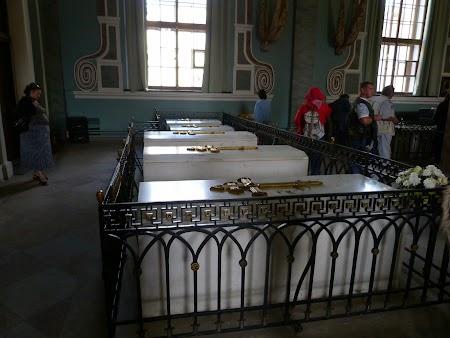 Circuit Rusia: Mormintele tarilor Rusiei