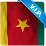 Cameroon flag live wallpaper