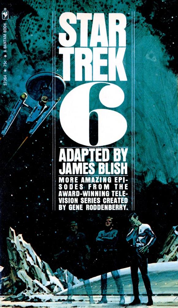 Myriad Universes James Blish And Bantam Star Trek