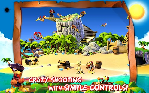 Crazy Chicken Pirates - screenshot thumbnail
