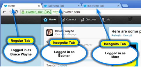 Multi-Account Login para Chrome