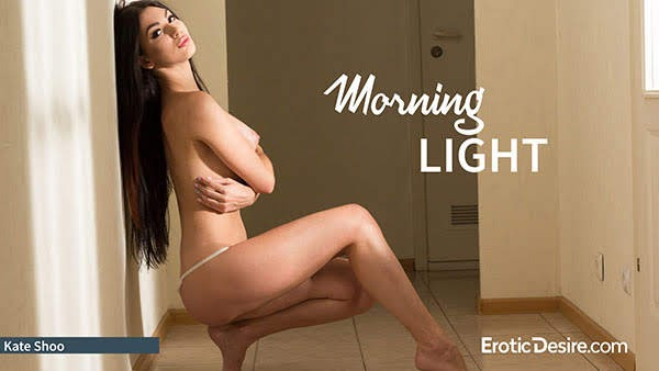 [EroticDesire] Kate Shoo - Morning Light - Girlsdelta