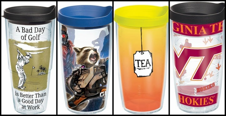 Tervis Tumbler Options