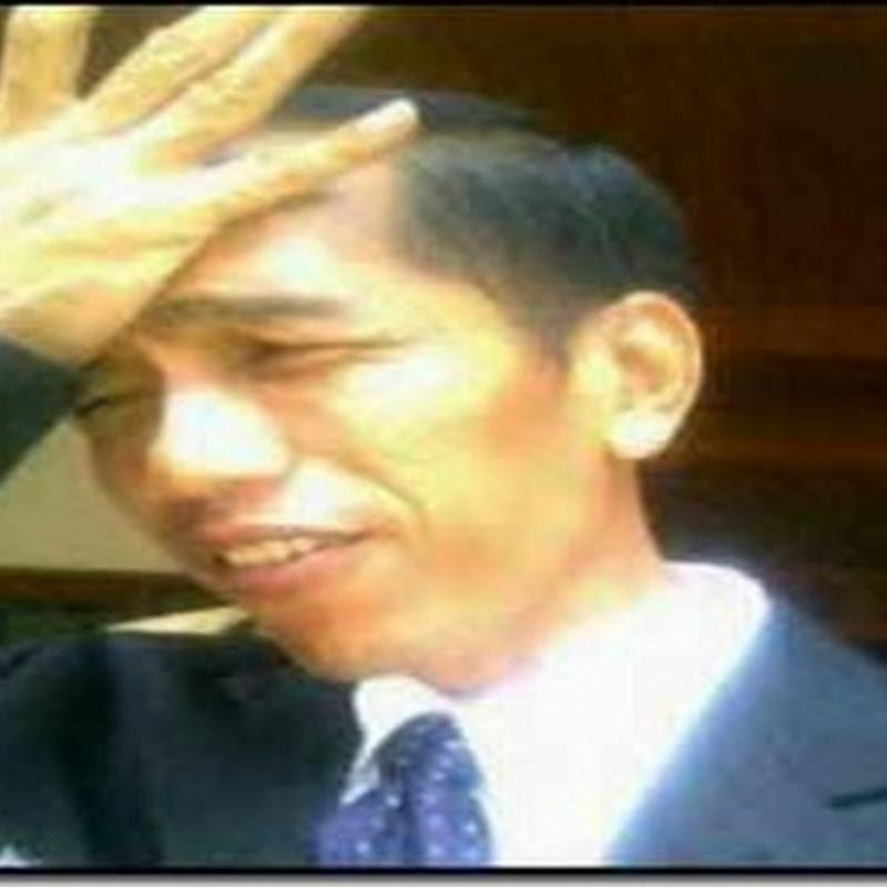 Bertanya TPID, Ternyata Jokowi Sendiri Gagal Kendalikan