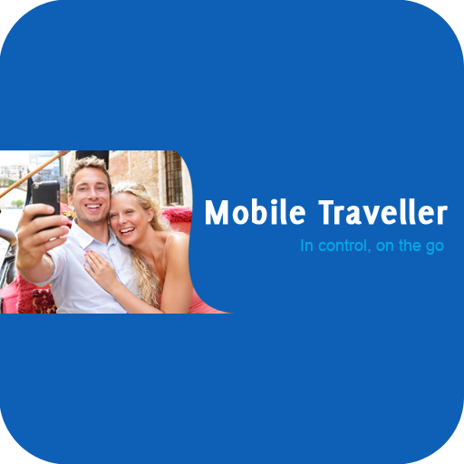 Mobile Traveller LOGO-APP點子