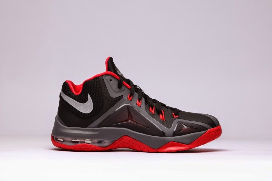 169f8f7abcd ... Nike Ambassador VII 8211 Black Red 8211 Available in Europe ...