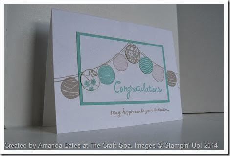 2014_01, AmandaBates, The Craft Spa,  Happy Congratulations (3)