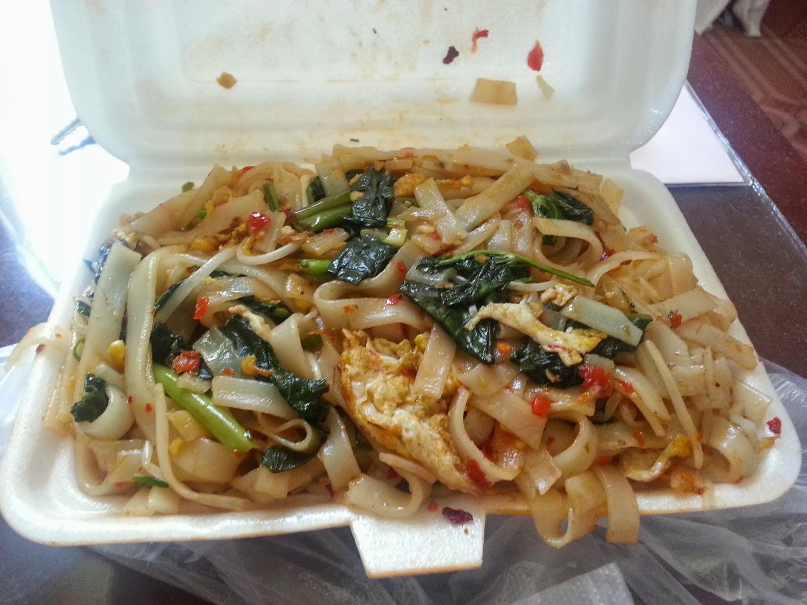 铁板烧 Chinese-styled teppanyaki noodles