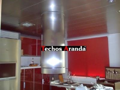 Techo aluminio Albacete