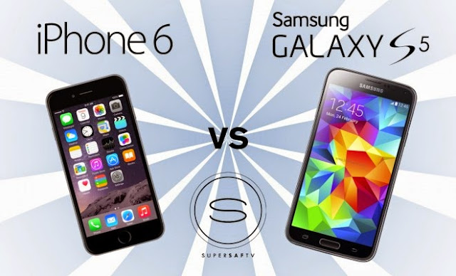 maxresdefault 5 660x400 Apple IPhone 6 vs Samsung Galaxy S5   Comparison with Full Specifications